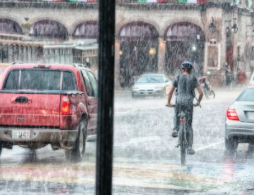 Ya inundados los municipios…
